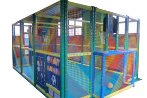 Playground da interni Calcio 2