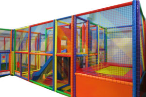 Playground da interni Divertilandia