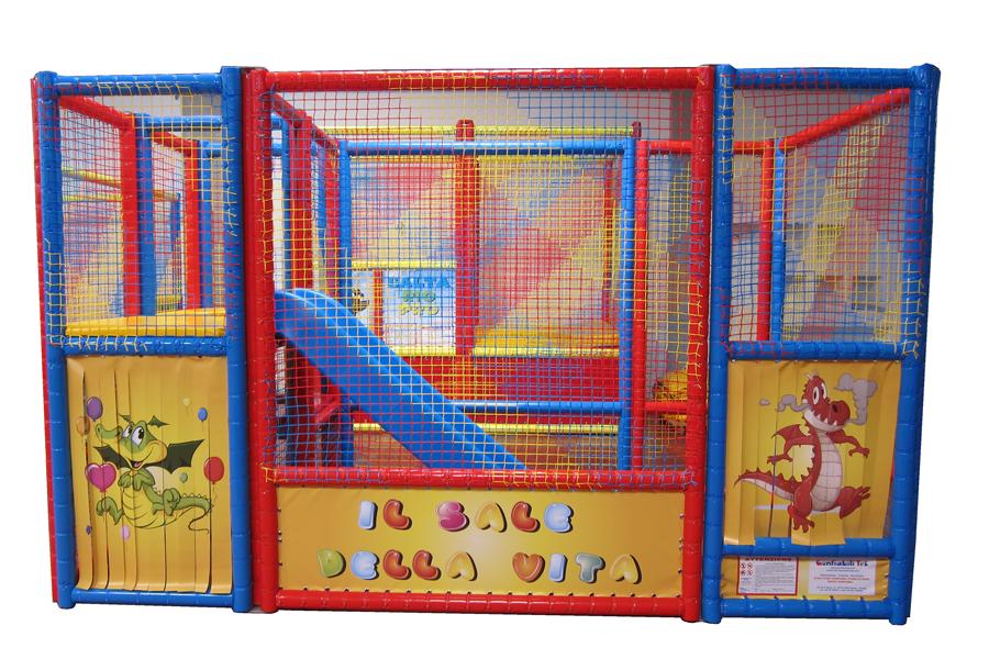 Playground da interni Il Sale della Vita