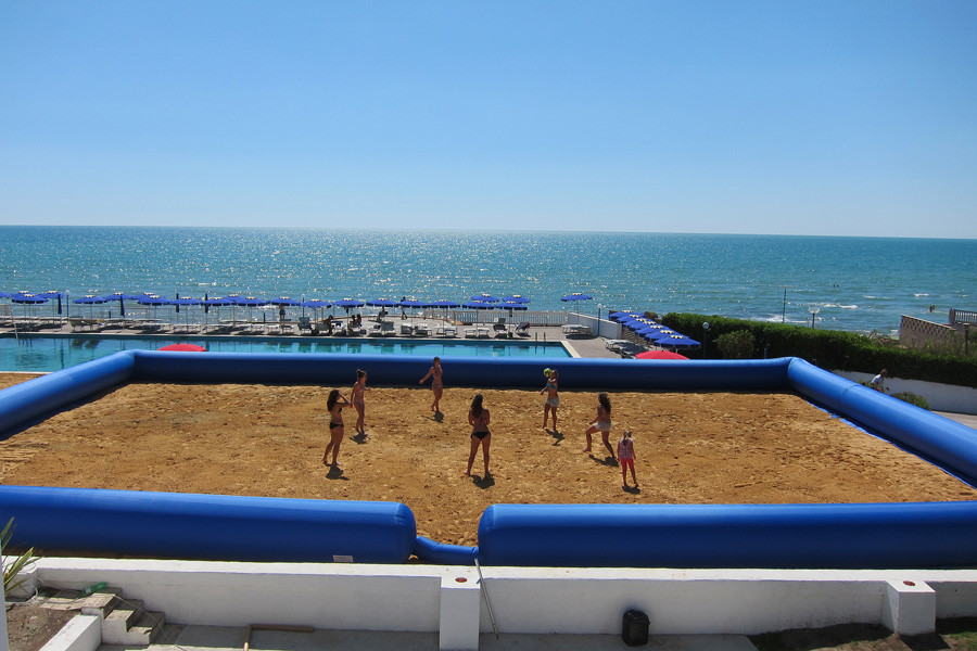Campo da Beach Volley