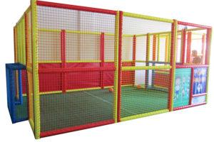 Playground da interni Calcio
