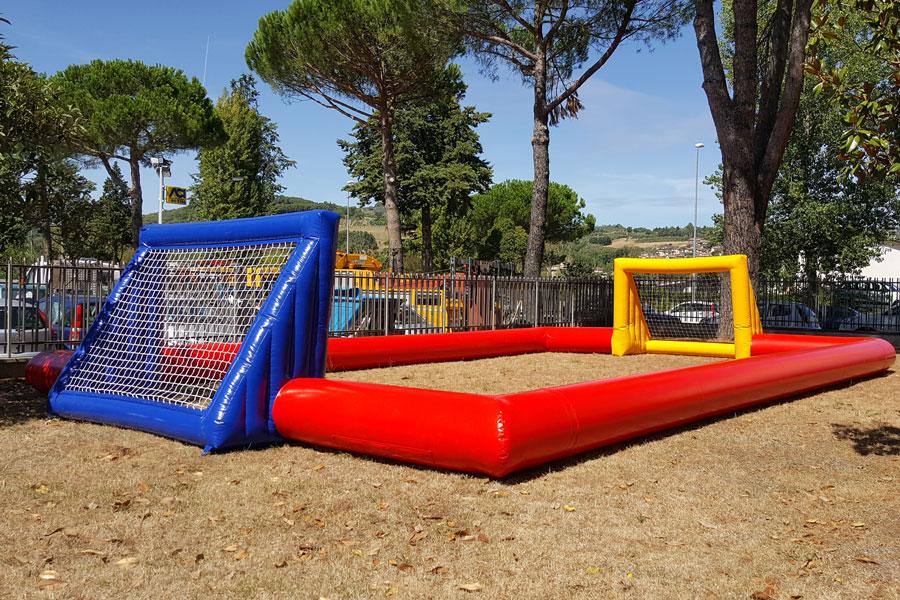 Campo Sportivo Gonfiabile per Bumper Ball