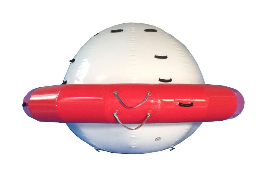 Trottola Gonfiabile Galleggiante Saturno